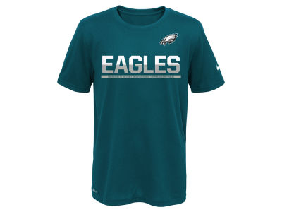 Philadelphia Eagles Nike NFL Youth Team Practice T-Shirt