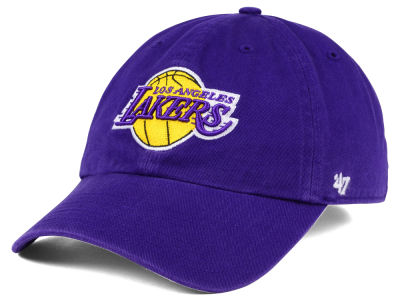 Los Angeles Lakers '47 NBA '47 CLEAN UP Cap
