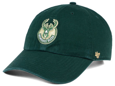 Milwaukee Bucks '47 NBA '47 CLEAN UP Cap