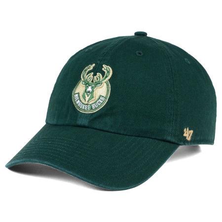 Milwaukee Bucks '47 NBA '47 CLEAN UP Cap