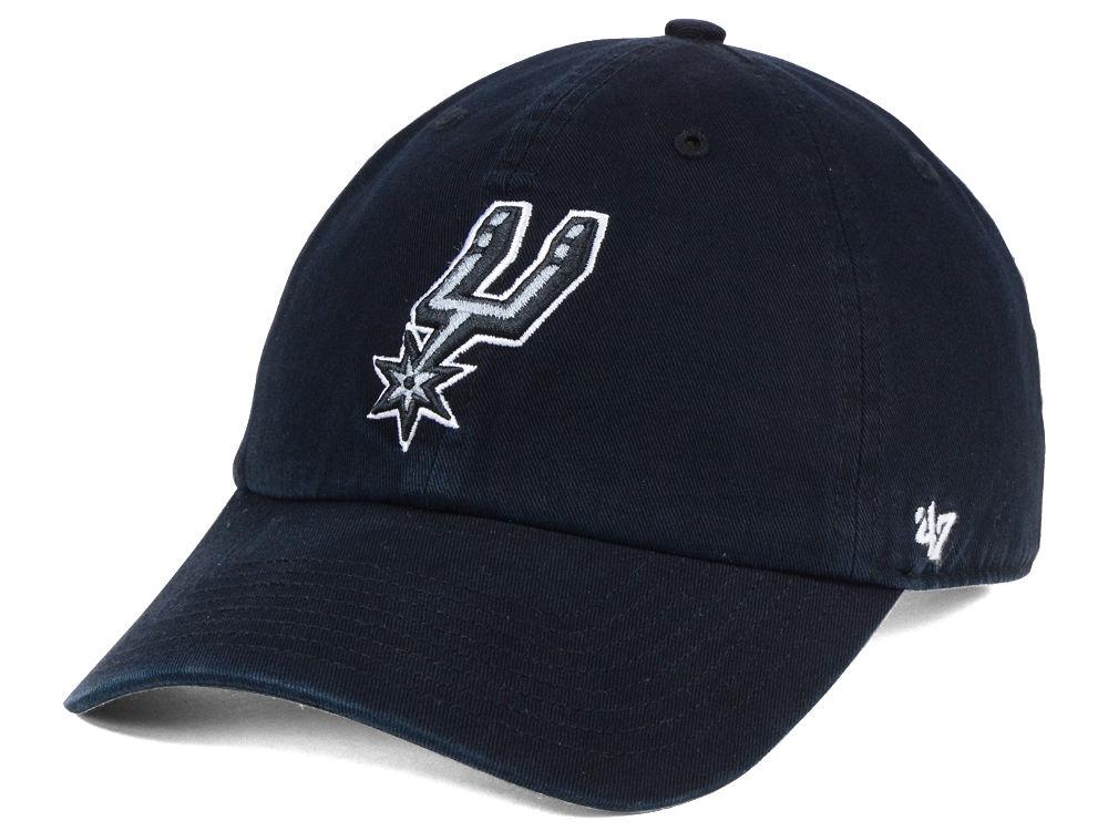 b4dde6ebeae San Antonio Spurs  47 NBA  47 CLEAN UP Cap
