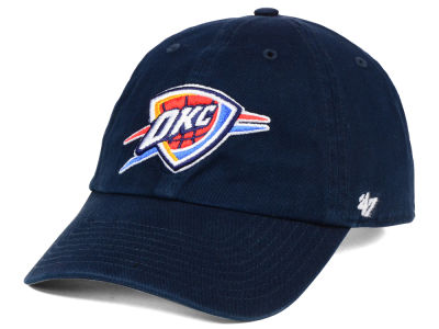 Oklahoma City Thunder '47 NBA '47 CLEAN UP Cap
