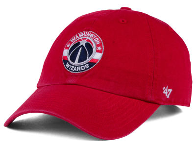 Washington Wizards '47 NBA '47 CLEAN UP Cap