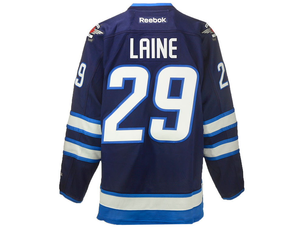 brand new 30156 7e9cc switzerland patrik laine winnipeg jets jersey be36f c3947