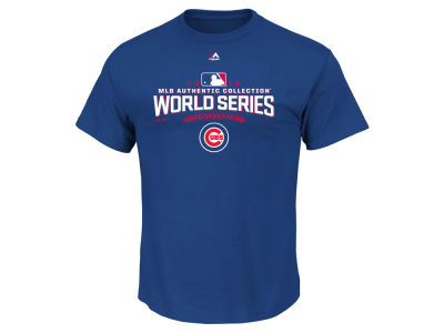 Chicago Cubs MLB Men's 2016 World Series Participant T-Shirt