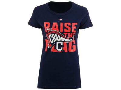 Cleveland Indians MLB Women's 2016 League Champ T-Shirt