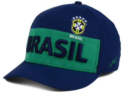 Brazil FI Collection Stripe Flex Cap