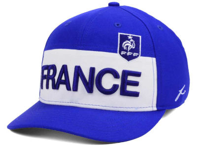 France Fan Ink FI Collection Stripe Flex Cap