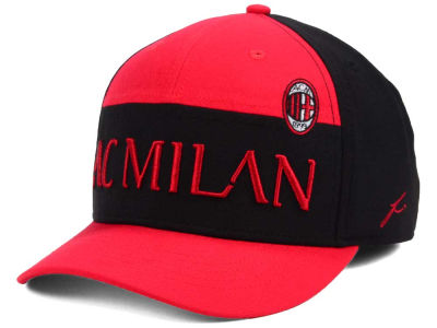 AC Milan FI Collection Stripe Flex Cap