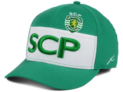 Sporting Portugal FI Collection Stripe Flex Cap