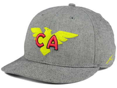Club America FI Collection Heather Snapback Cap