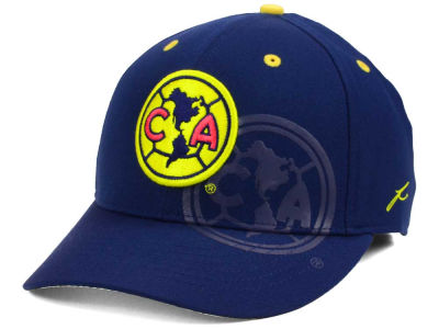 Club America Fan Ink FI Collection Team Color Flex Cap