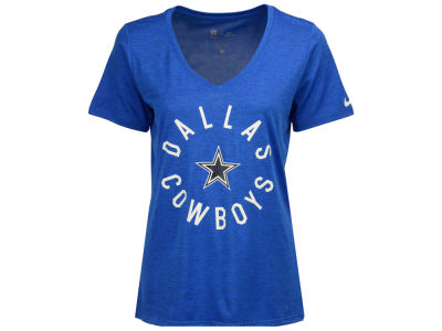 Dallas Cowboys Nike NFL Women's Dri-Fit Touch T-Shirt