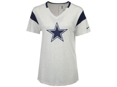 Dallas Cowboys Nike NFL Women's Fan V Top T-Shirt