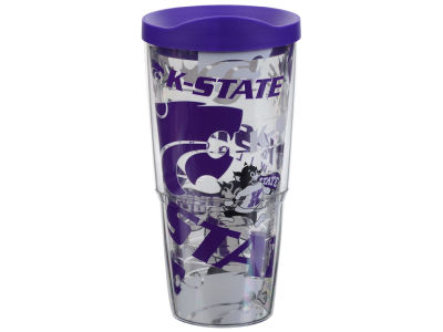 Kansas State Wildcats Tervis 24oz All Over Colossal Wrap Tumbler