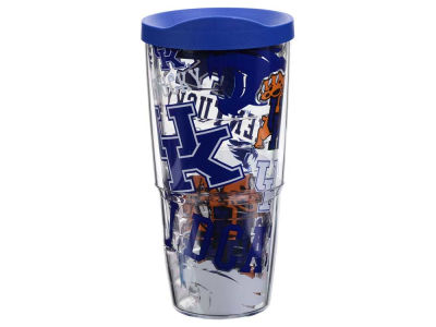Kentucky Wildcats Tervis 24oz All Over Colossal Wrap Tumbler