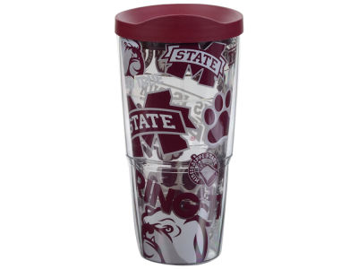 Mississippi State Bulldogs Tervis 24oz All Over Colossal Wrap Tumbler