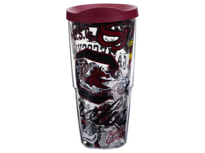 South Carolina Gamecocks Tervis 24oz All Over Colossal Wrap Tumbler