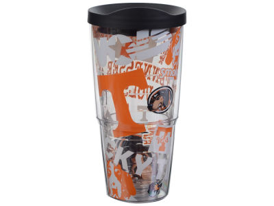 Tennessee Volunteers Tervis 24oz All Over Colossal Wrap Tumbler