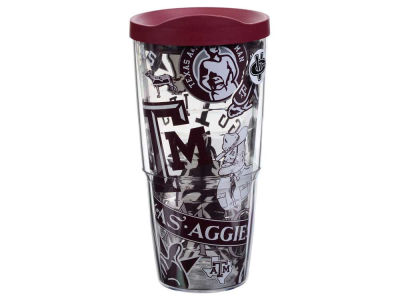 Texas A&M Aggies Tervis 24oz All Over Colossal Wrap Tumbler
