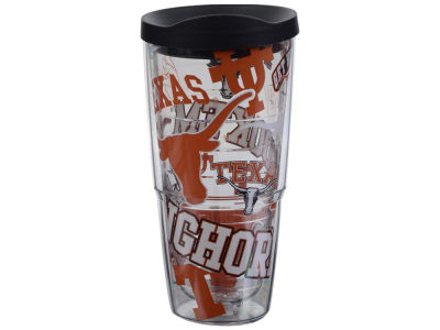 Texas Longhorns Tervis 24oz All Over Colossal Wrap Tumbler
