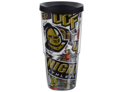 University of Central Florida Knights Tervis 24oz All Over Colossal Wrap Tumbler