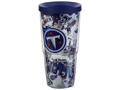 Tennessee Titans Tervis 24oz All Over Colossal Wrap Tumbler