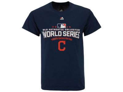Cleveland Indians MLB Men's 2016 World Series Participant T-Shirt