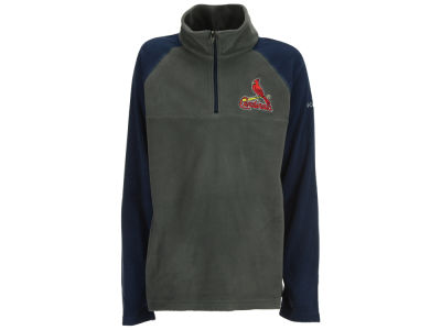 St. Louis Cardinals MLB Youth Glacial Half Zip Jacket
