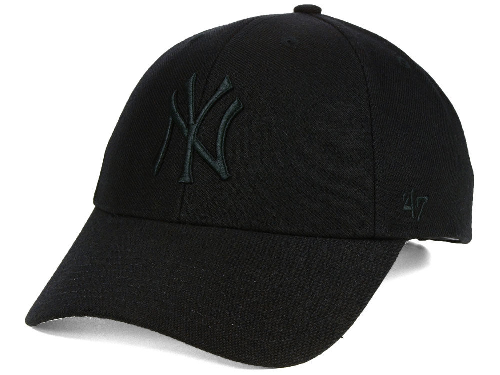 New York Yankees  47 MLB Black Series MVP Cap  c50fd19ffe2