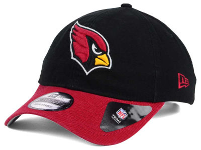Arizona Cardinals New Era NFL Relaxed 2Tone 9TWENTY Strapback Cap