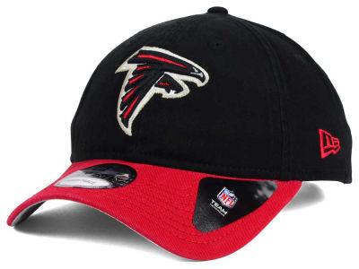 Atlanta Falcons New Era NFL Relaxed 2Tone 9TWENTY Strapback Cap