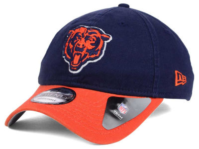 Chicago Bears New Era NFL Relaxed 2Tone 9TWENTY Strapback Cap