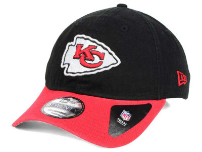 Kansas City Chiefs New Era NFL Relaxed 2Tone 9TWENTY Strapback Cap