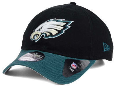 Philadelphia Eagles New Era NFL Relaxed 2Tone 9TWENTY Strapback Cap