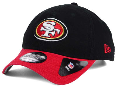 San Francisco 49ers New Era NFL Relaxed 2Tone 9TWENTY Strapback Cap