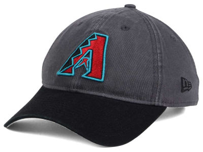 Arizona Diamondbacks New Era MLB Relaxed 2Tone 9TWENTY Strapback Cap