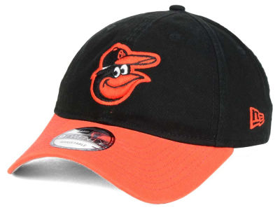 Baltimore Orioles New Era MLB Relaxed 2Tone 9TWENTY Strapback Cap