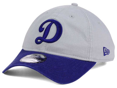 Los Angeles Dodgers New Era MLB Relaxed 2Tone 9TWENTY Strapback Cap