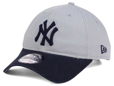 New York Yankees New Era MLB Relaxed 2Tone 9TWENTY Strapback Cap