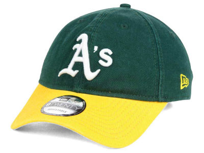 Oakland Athletics New Era MLB Relaxed 2Tone 9TWENTY Strapback Cap
