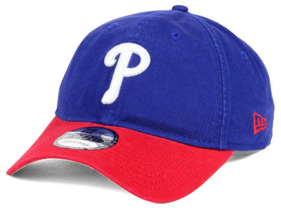 Philadelphia Phillies New Era MLB Relaxed 2Tone 9TWENTY Strapback Cap