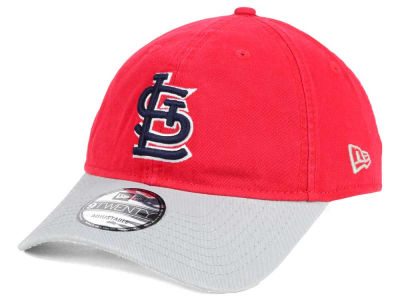 St. Louis Cardinals New Era MLB Relaxed 2Tone 9TWENTY Strapback Cap