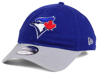 Toronto Blue Jays New Era MLB Relaxed 2Tone 9TWENTY Strapback Cap