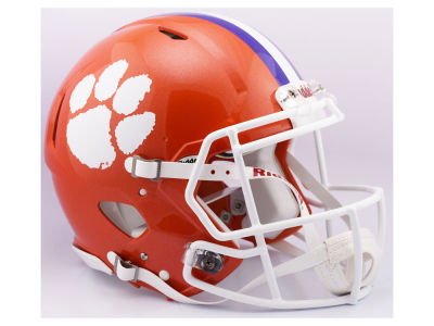 Clemson Tigers Reason Speed Authentic Helmet