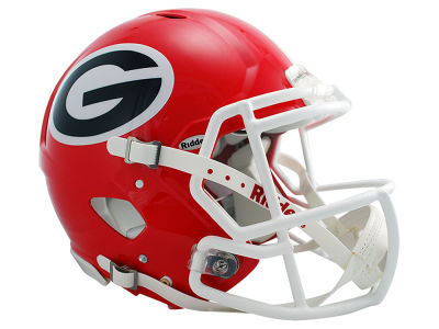 Georgia Bulldogs Reason Speed Authentic Helmet