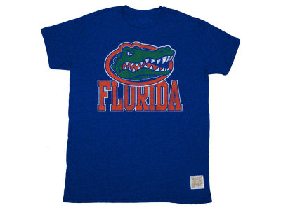 Florida Gators Retro Brand NCAA Youth Mock Twist T-Shirt