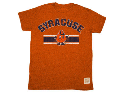 Syracuse Orange Retro Brand NCAA Youth Mock Twist T-Shirt