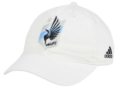 Minnesota United FC adidas MLS NTD Easy Adjustable Cap