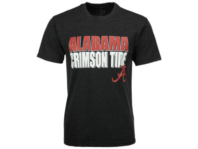 Alabama Crimson Tide 2 for $28 NCAA Men's Wordmark Stack T-Shirt